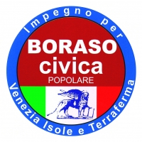 logo grande Boraso Civica Popolare